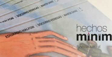Presentación revista Hechos Mínimos en A Coruña